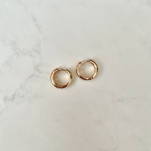 【GF2-37】Gold filled earring