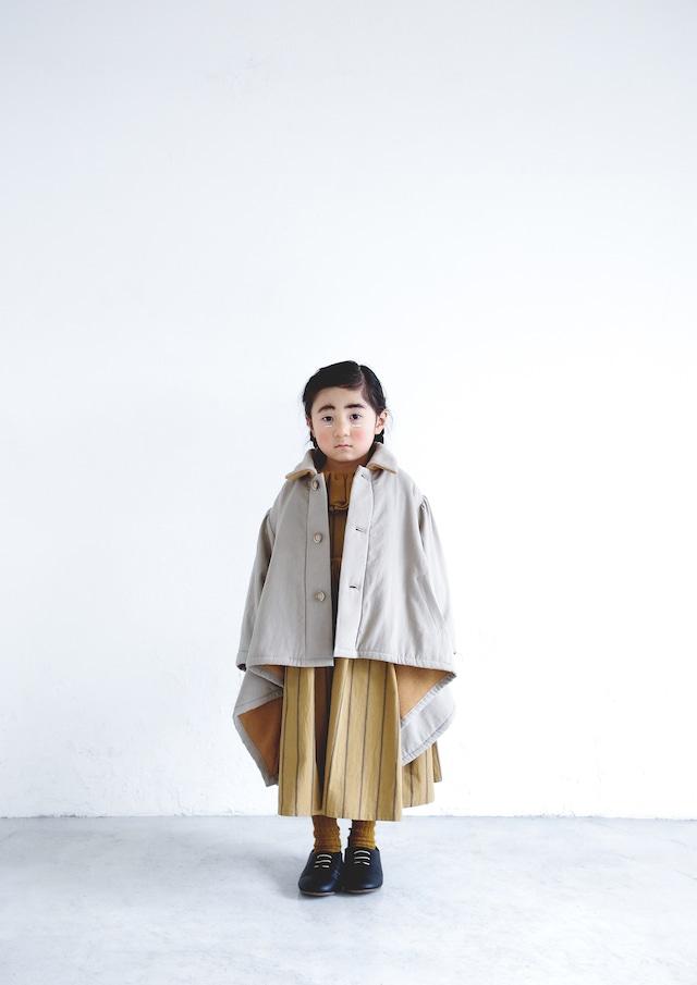 【21AW】ミチリコ(michirico) sway coat Beige【L・XL】コート