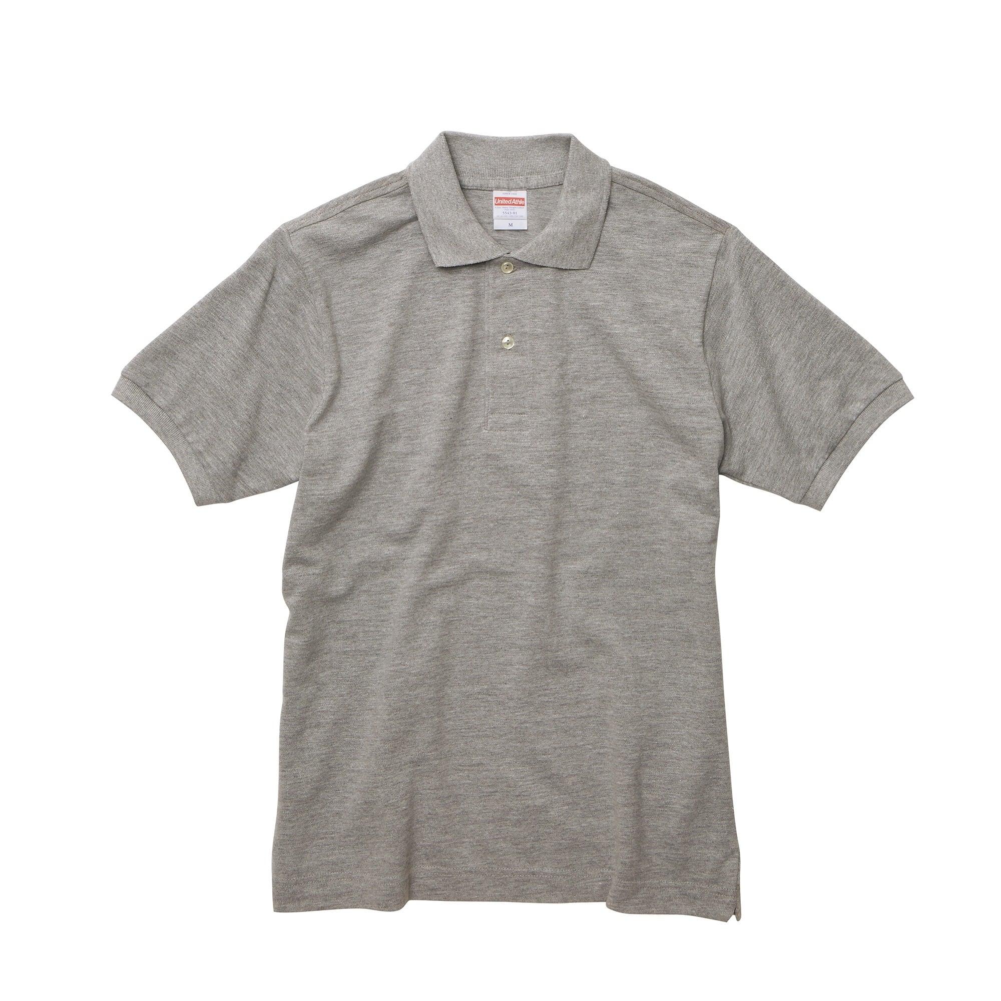 デザインチョイス :6.0オンス ヘヴィーウェイト コットン ポロシャツ