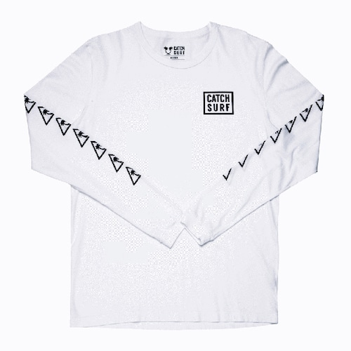 Stacked L/S Tee