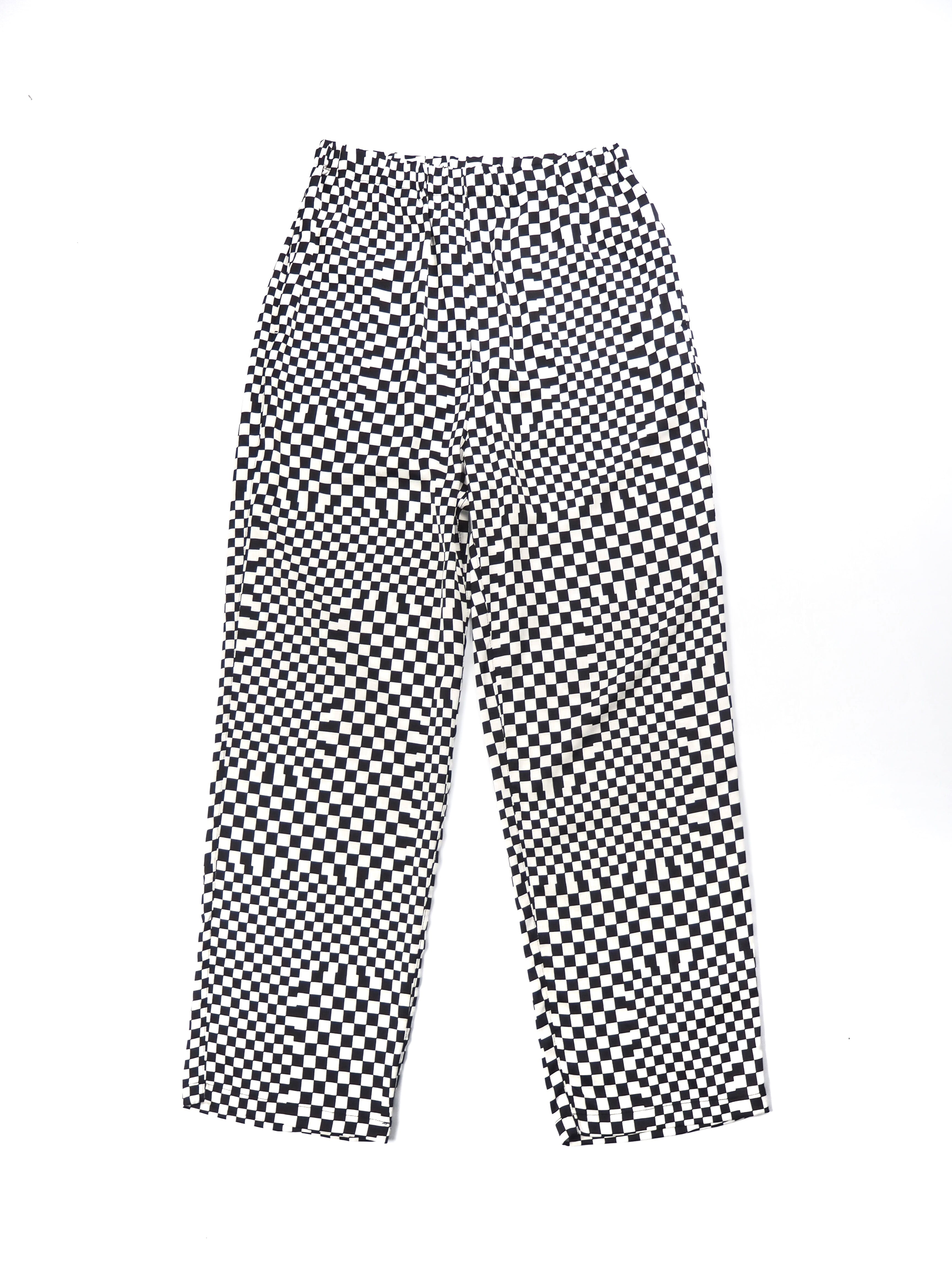 【PROVOKE】CHECKER EASY PANTS