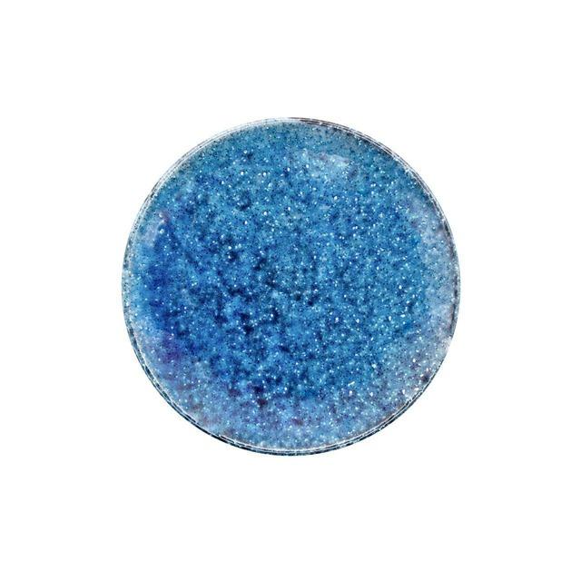 aito製作所 「トルコ釉」プレート 取り皿 約16cm ブルー 美濃焼 564105