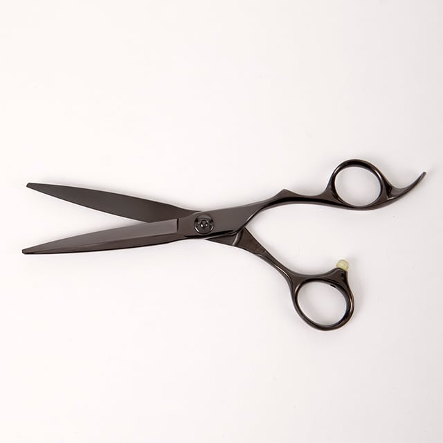 美容師用6.0カットハサミ・超人気ブラック・オールマィティ・3D・(通常価格:59,800円)