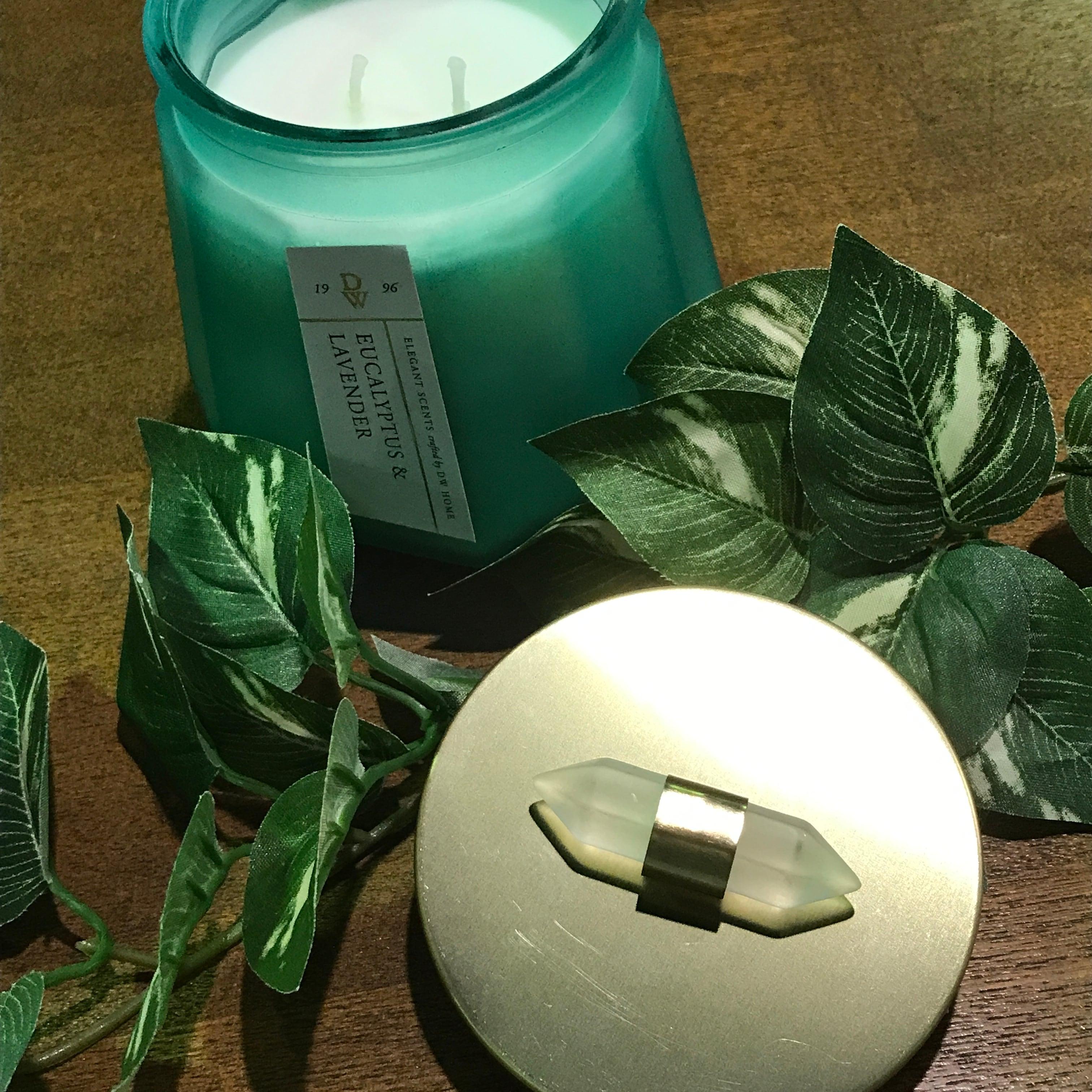 【DW Home Candles】EUCALYPTUS & LAVENDER【アロマキャンドル】