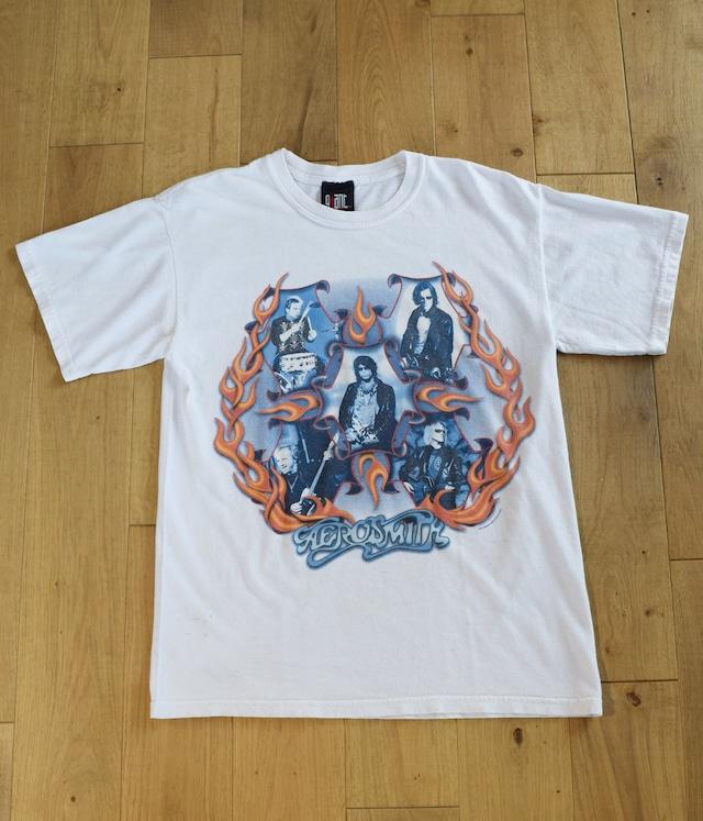 VINTAGE BAND T-shirt -Aerosmith-