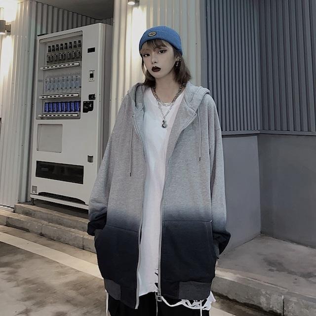 【アウター】韓国系ファッションフード付きシンプルbfジャケット42908951