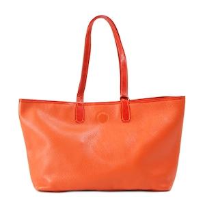 牛革製バッグ/ナオミ オレンジM