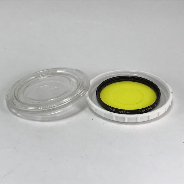 Nikon Y48 Filter 52mm