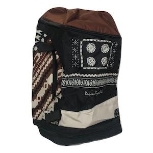 【YBC】Backpack Fiji Tapa