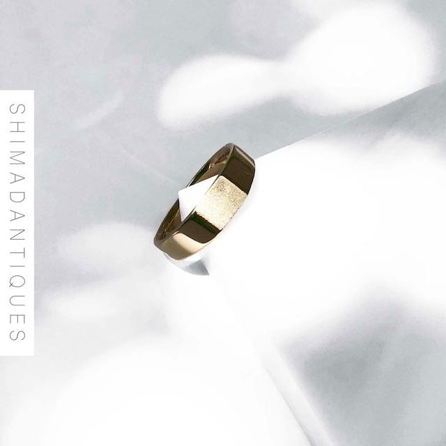 Signet Ring Ⅱ・Medium/GOLD