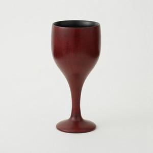 香川漆器 後藤塗ワインカップ 中田漆木