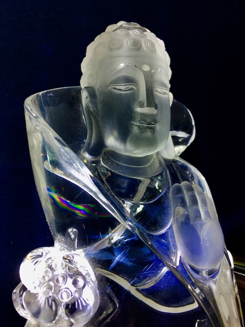 1) 御神仏水晶