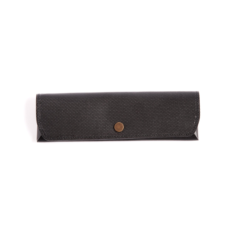 Postalco/Three Pen Case/Black