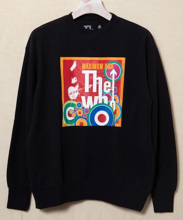 THE WHO(ザ・フー)スウェットシャツ