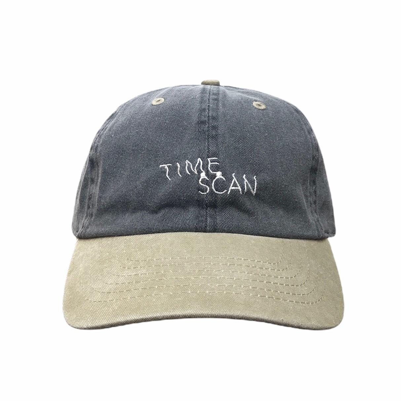 TIME SCAN【LOGO CAP】