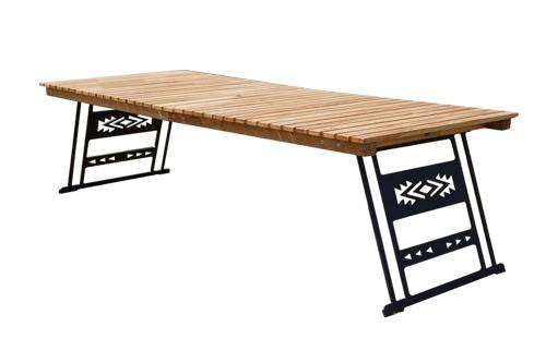 oak standard folding table CAMPOOPARTS  オーク スタンダード 折り畳み テーブルキャンプ オーパーツ