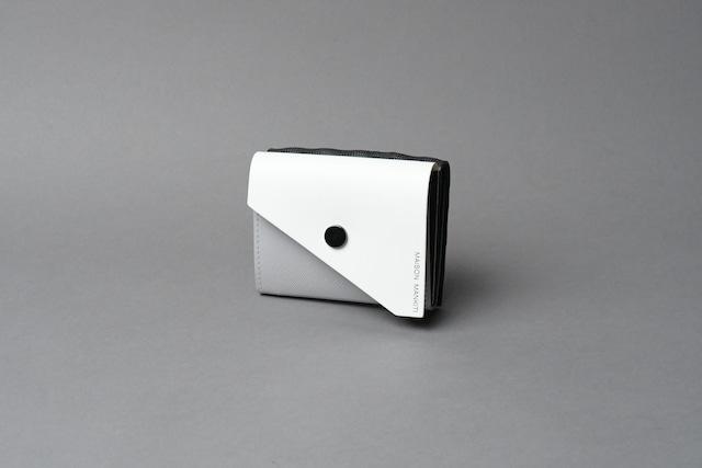 Double Flap ダブルフラップ W □WH-LG-BK□ - メイン画像