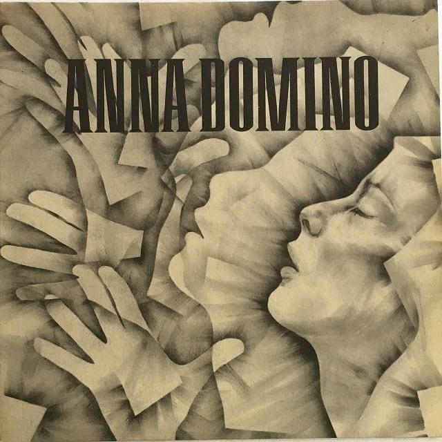 【12inch・ベルギー盤】Anna Domino / Rythm