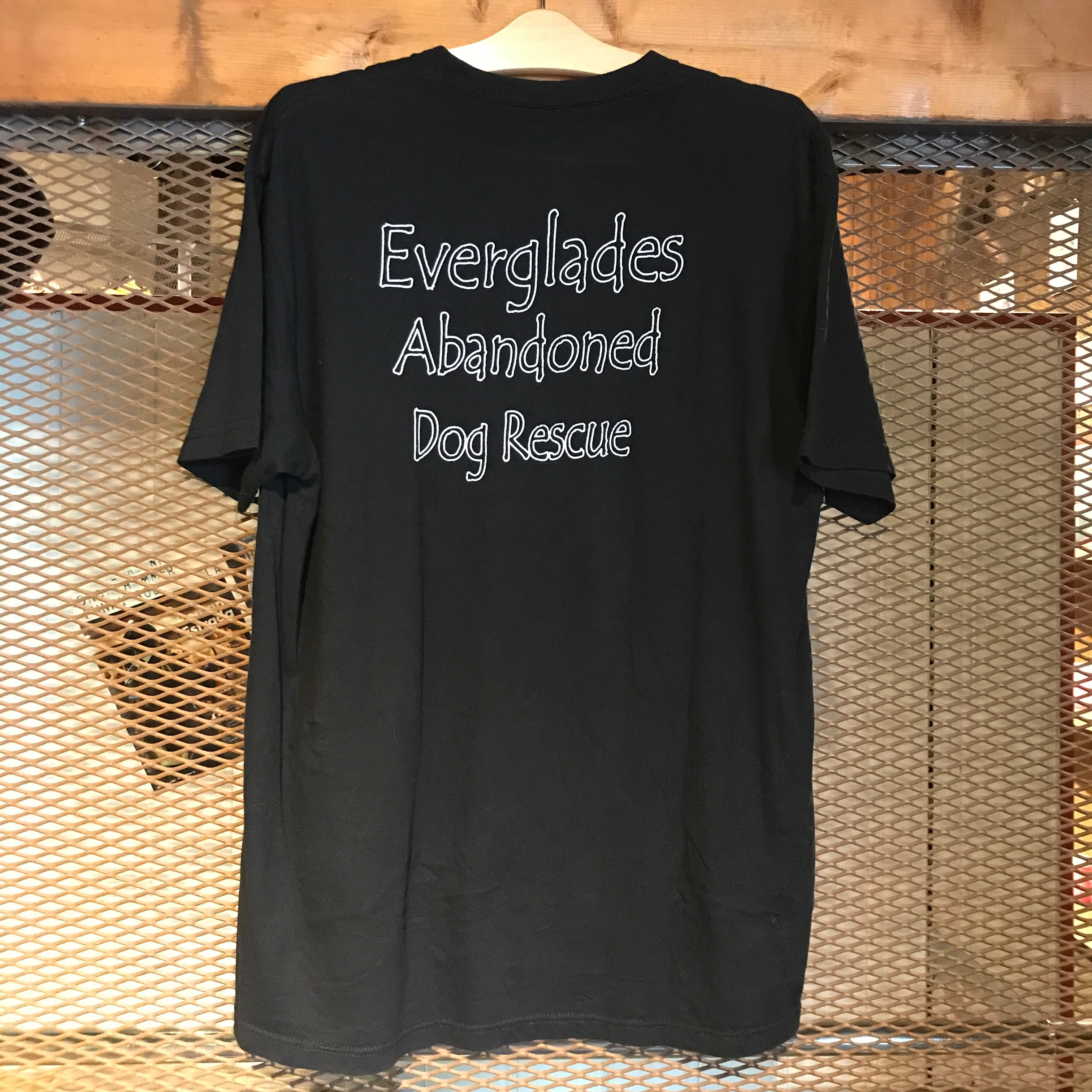 【Used】Dog Rescue Tee