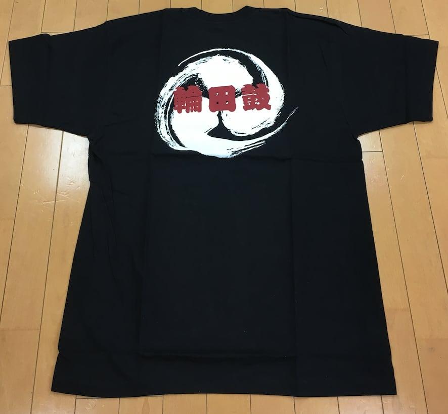 太鼓衆団輪田鼓 オリジナルTシャツ