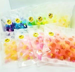 小粒金平糖★3種類ずつ味をミックス★全9種類!プチドット小袋(Assort MinidotBag)