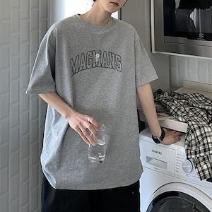 デイリーロゴプリントTシャツ BL8269