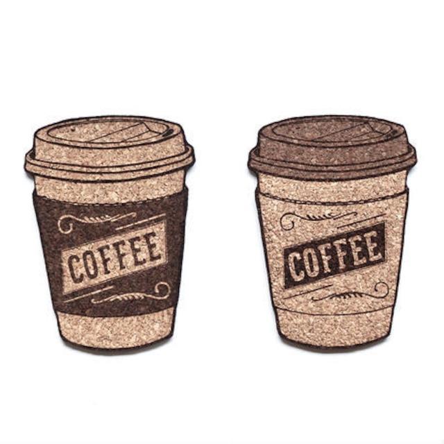 THE TOKYO CORK COFFEE CUP COASTER
