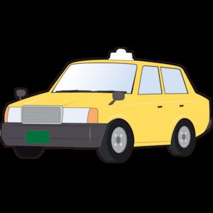 黄色タクシー