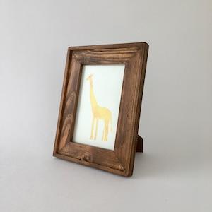 オールドウッドフォトフレーム(20cm) Old Wood Photoframe