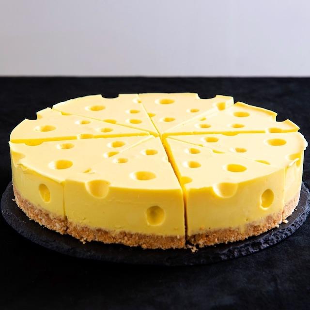 ゴルゴンゾーラと蜂蜜のベイクドチーズケーキ【冷凍発送】
