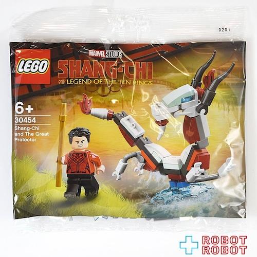 LEGO レゴ マーベル 30454 シャン・チー & グレートプロテクター