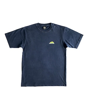 Mountain NEW LOGO T-SHIRT / Dark Blue