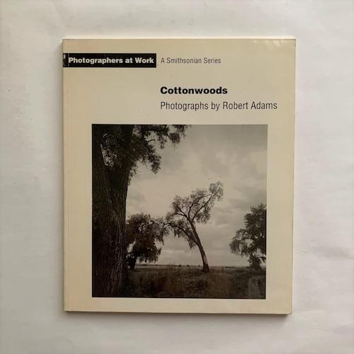 Cottonwoods / Robert Adams / ロバート・アダムス