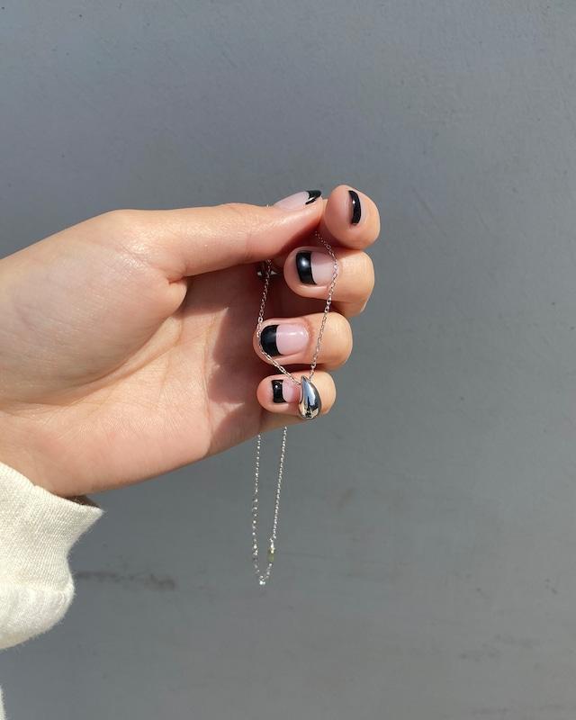 drop necklace 2color