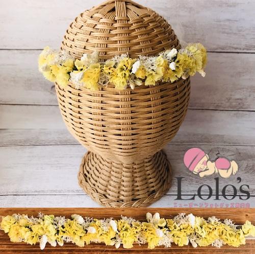 花いっぱいのニューボーンヘアアクセサリー(2)
