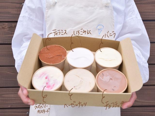 Icecream box 7月便✈︎
