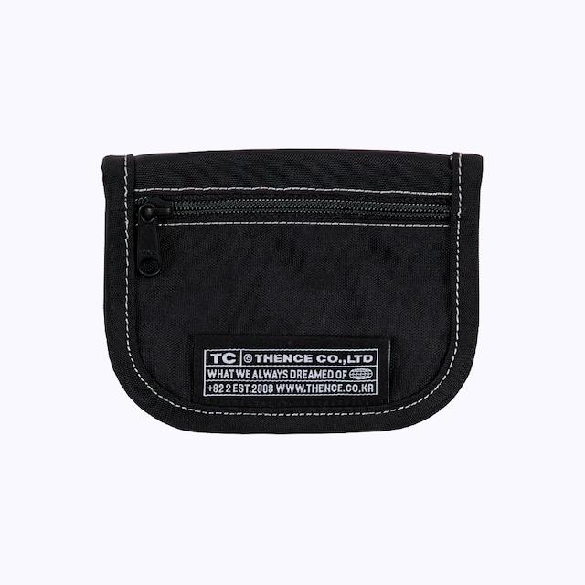 「STD1」マルチ カードホルダー(ブラック)