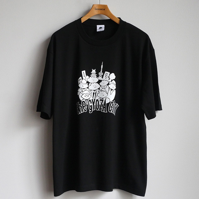 Tシャツ the GYOZA CiTY
