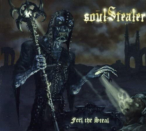 """SOUL STEALER """"Feel the Steal"""" (輸入盤)"""