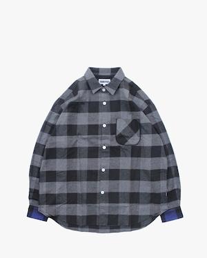 "TRANSPORT ""Buffalo Love Shirt""  Gray"