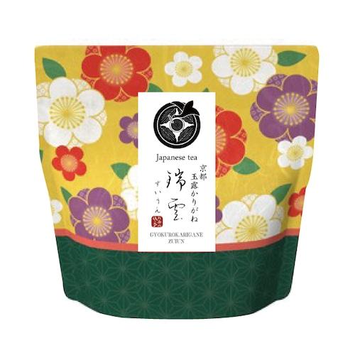 【いろどり】玉露かりがね 瑞雲(ずいうん)リーフ(茶葉)50g