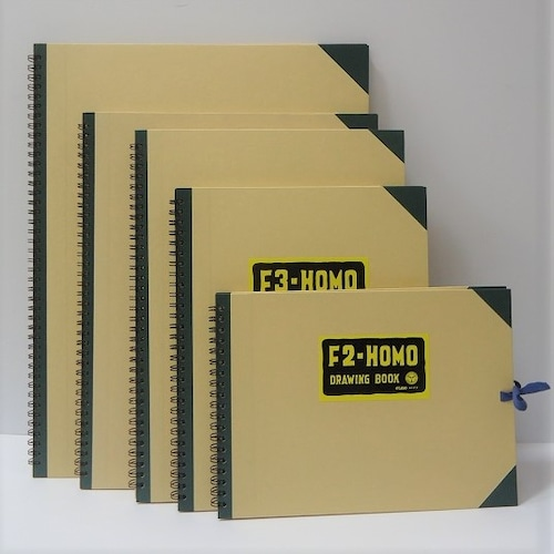 HOMO F8(ホモドローイングブック)