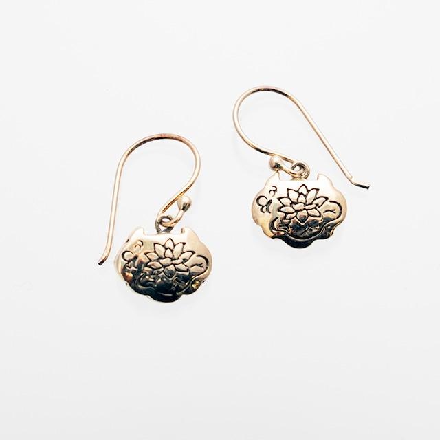 ピアス ロータス03 Pierced Earrings Lotus03