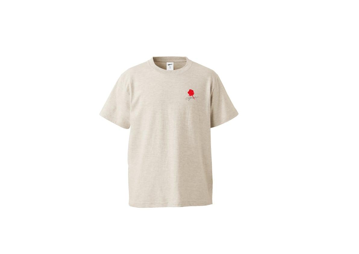 Rose T-shirt(otm/red)