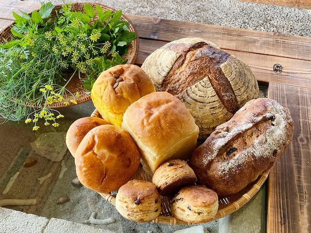【お得】信州小麦のパンおまかせSセット