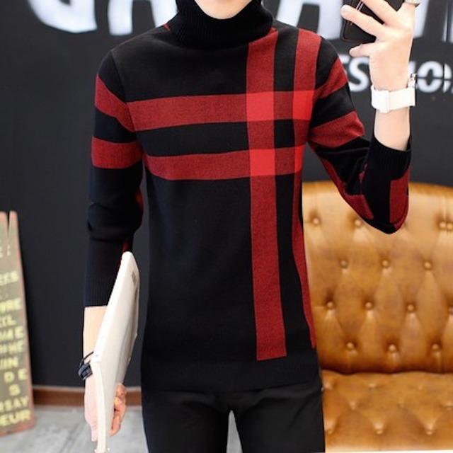 セーター シャツ メンズ アウター トップス アメカジ カジュアル シンプル 無tps-1670