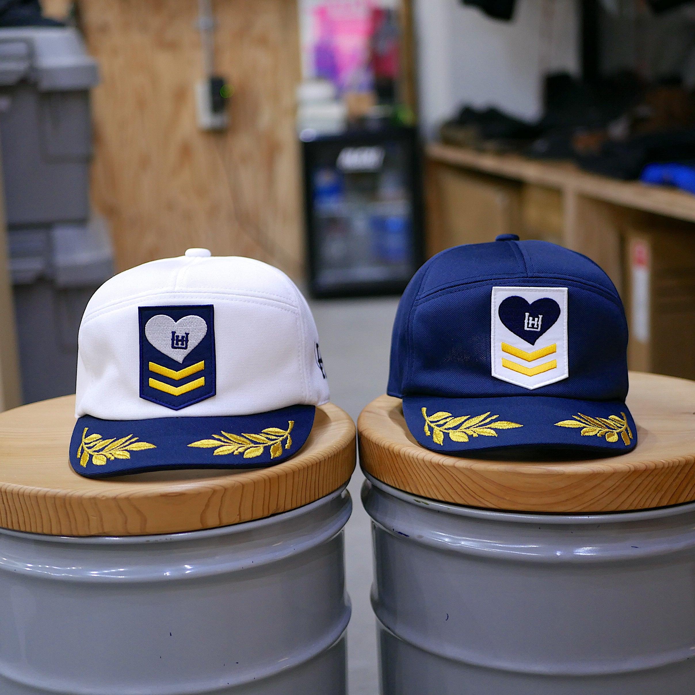 【30% OFF】U.H × どら猫帽子店 / アポロキャップ