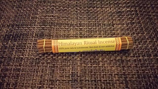 himalayan ritual insence  チベット  お香 大