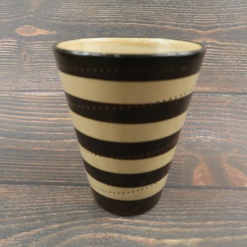 小石原焼 ビアマグカップ 鶴見窯