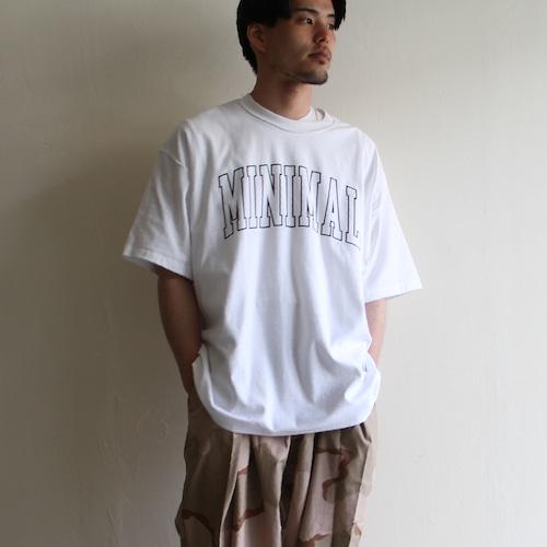 is-ness music【 mens 】minimal tee